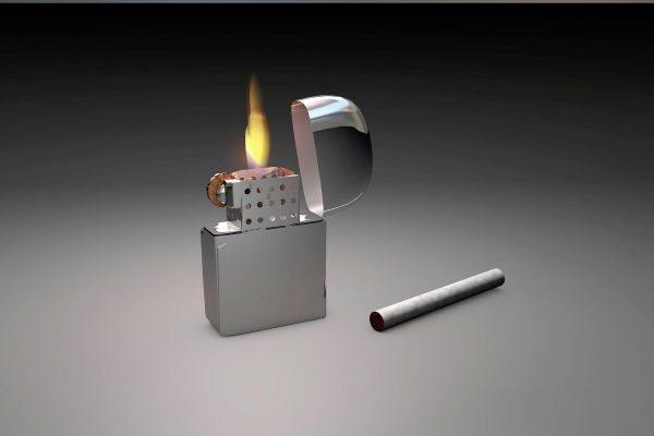 briquet personnalisé